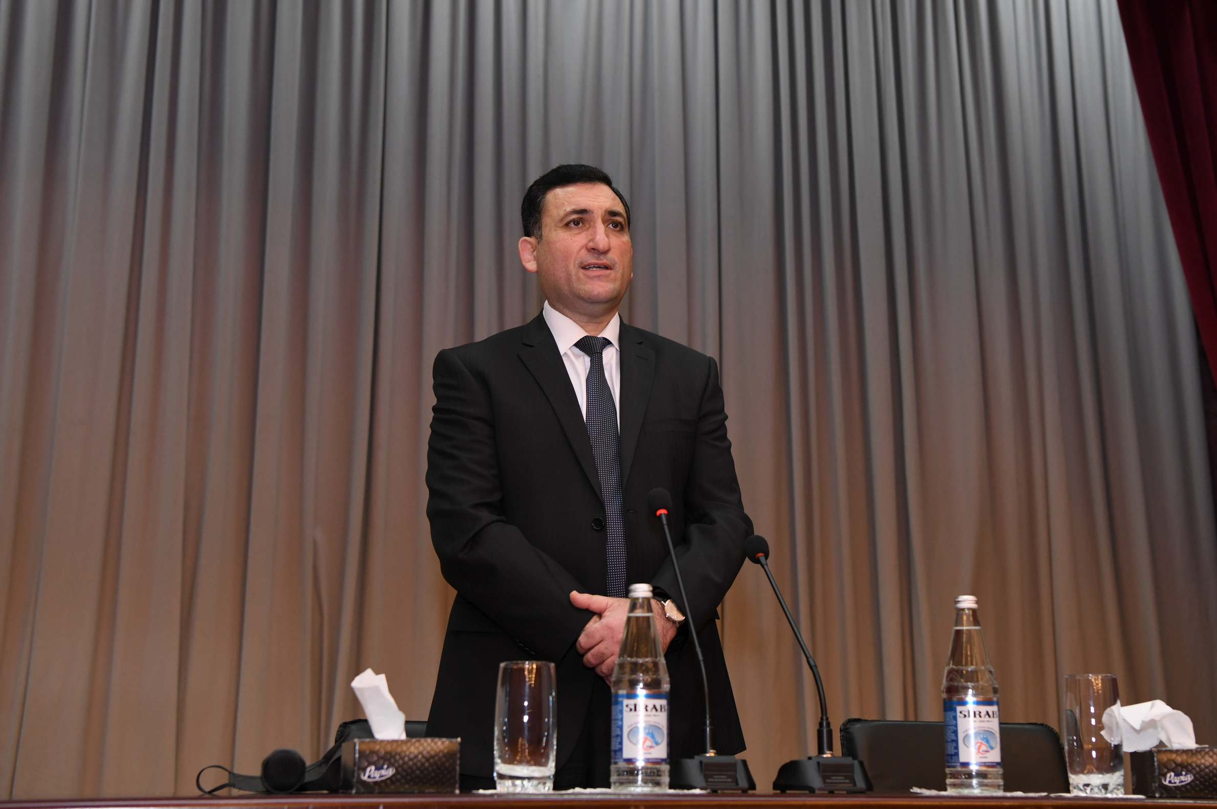 ASOIU holds meeting with the first-year students of the Faculty of O...